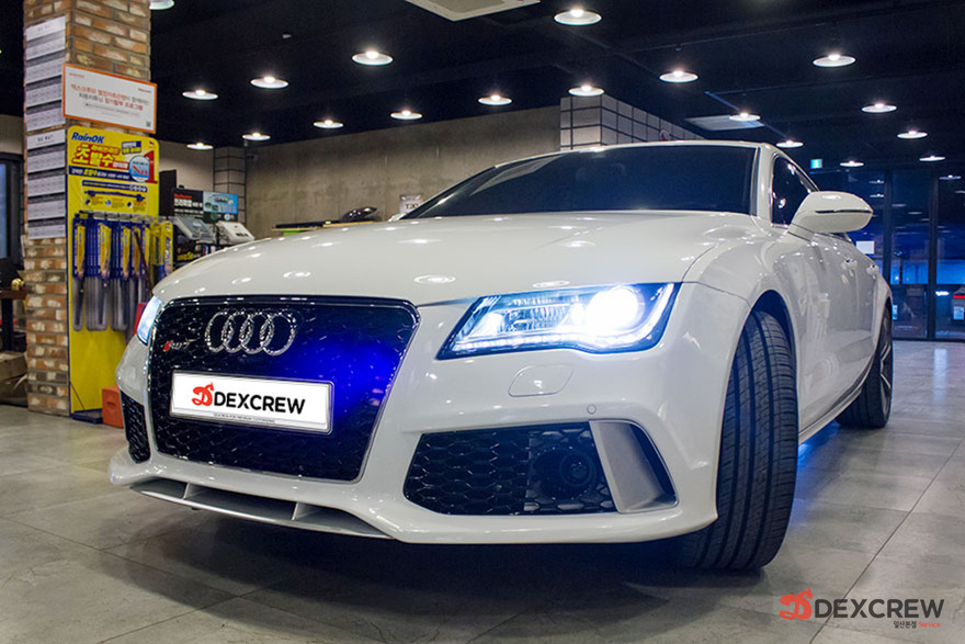 Audi RS7 Conversion Body Kit(2011-2015