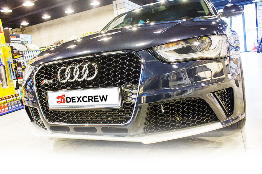 Audi RS4 Conversion Body Kit(2013-2016)